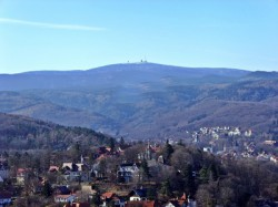 Der Brocken ist der grösste und bekannteste Berg im Harz