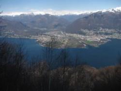 Der Langensee, auch als Lago Maggiore bekannt
