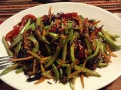 feines Essen im Restaurant Kuchu Marka